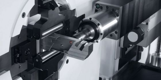 profile machining at HVL