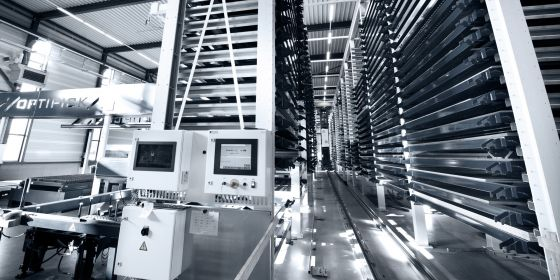 HVL machine building solutions